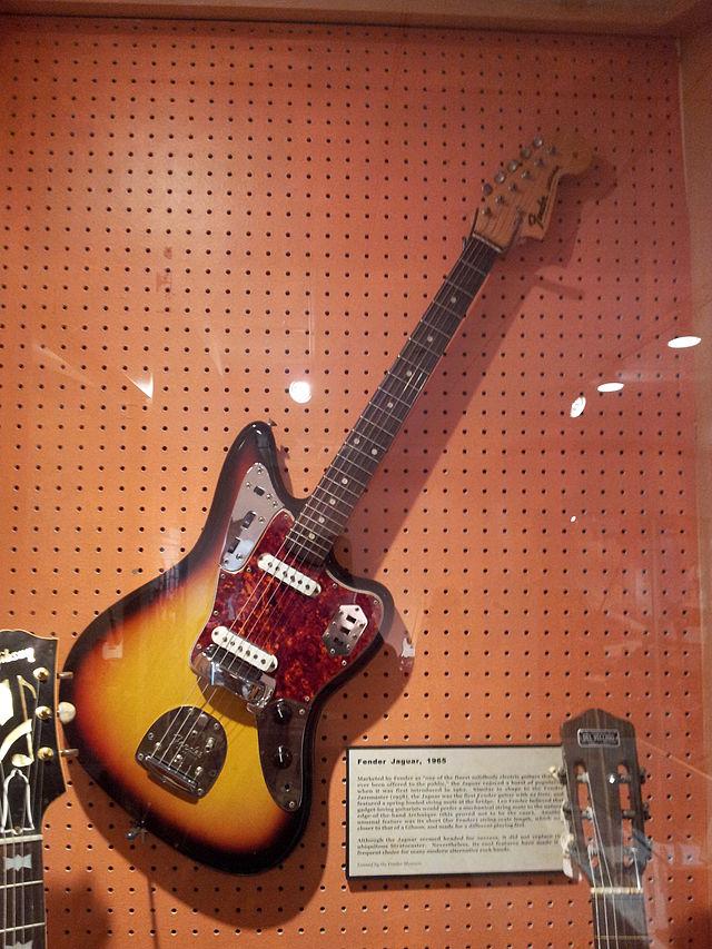 Fender Jaguar - Wikiwand