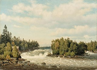 Anjalankoski Rapids