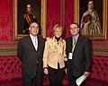Fernández de la Vega preside en el Senado la inauguración del VII Congreso de la Asociación de Constitucionalistas de España. Pool Moncloa. 22 de enero de 2009.jpeg