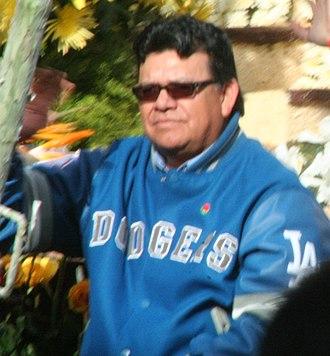 Fernando Valenzuela - Valenzuela in 2007.