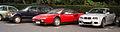 Ferrari Mondial & BMW M3.jpg