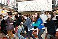 Festejos de estudiantes en Fadu 190 AÑOS UBA 27 DE OCT. 2011.jpg