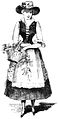 Fig. 018, Flower Girl - Fancy dresses described (Ardern Holt, 1887).jpg