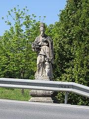 Figurenbildstock hl. Nikolaus von Smyrna