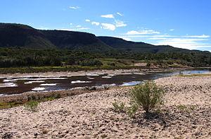 Finke River - Finke River