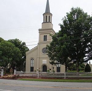 First Presbyterian Church (Augusta, Georgia) - First Presbyterian Church in 2017