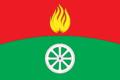 Flag of Verhove (Oryol oblast).png