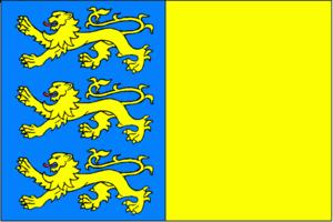 Zhydachiv Raion - Image: Flag of Zhydachiv raion