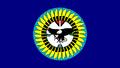 Flag of the Pueblo of Isleta.PNG