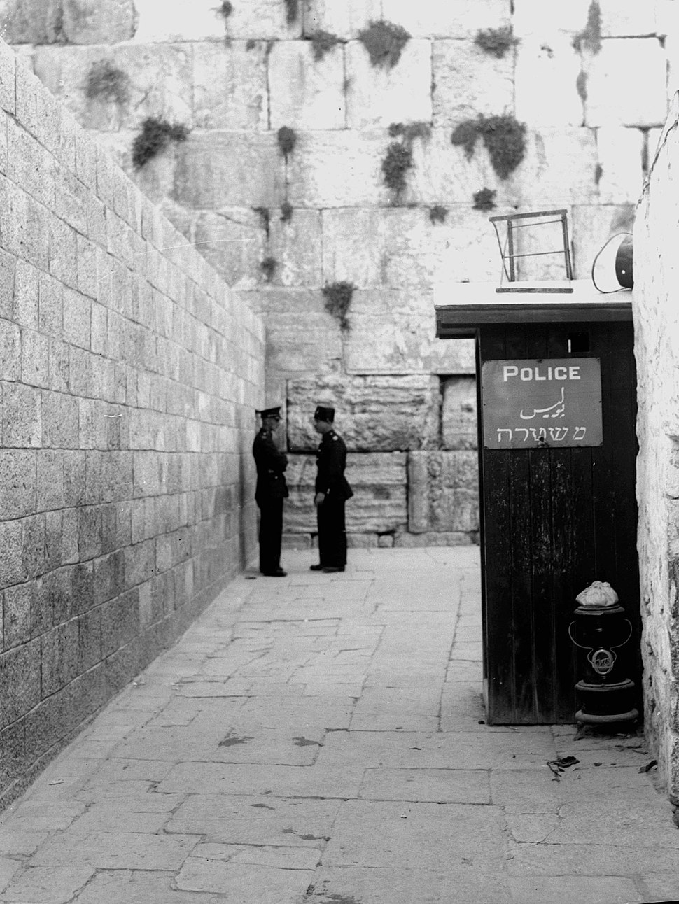 Flickr - Government Press Office (GPO) - Police Post