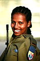Flickr - Israel Defense Forces - First Ethiopian Ordnance Officer in Israeli History.jpg