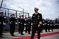 Flickr - Official U.S. Navy Imagery - The CNO inspects the Royal Norwegian navy Honor Guard..jpg