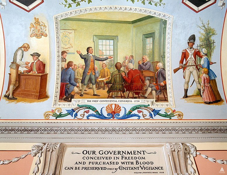 where did the continental congress meet