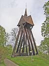 Floda kyrka klocktorn.JPG