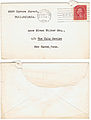 Florence Earle Coates to Amos Niven Wilder 19240208 TLS envelope front back.jpg
