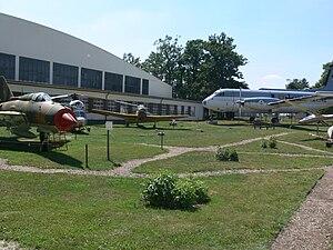 Leipzig–Altenburg Airport - Museum at the airport
