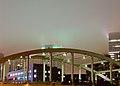 Foggy skyline bridge skyscrapers yokohama.jpg