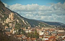 Foix - Château et ville.jpg