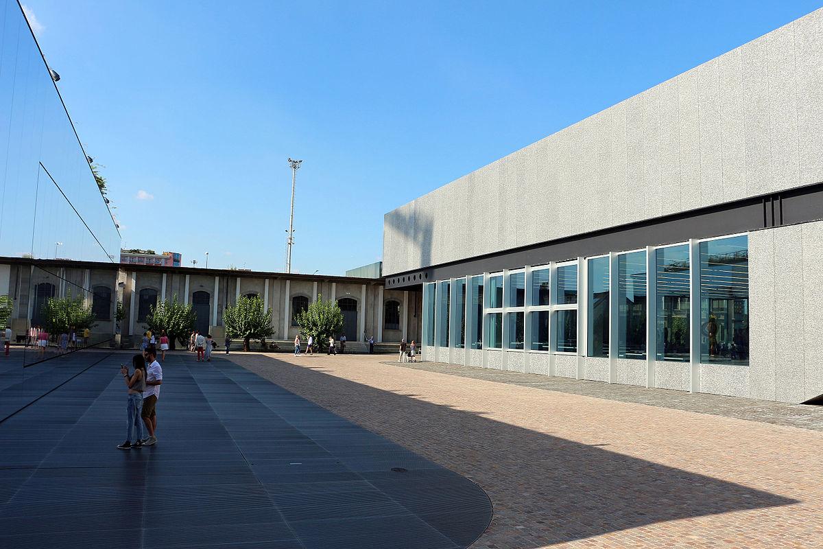 Fondazione prada wikipedia for Largo isarco 2 milano