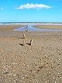Former Groyne, Dymchurch Beach - geograph.org.uk - 449561.jpg