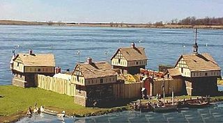 Fort Beauharnois French fort on Lake Pepin in present-day Minnesota, United States
