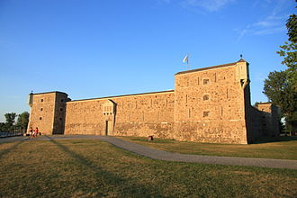 Fort Chambly - Image: Fort Chambly 2