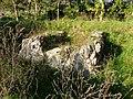 Fort aan de Buurtsteeg N restant van een Kazemat.JPG