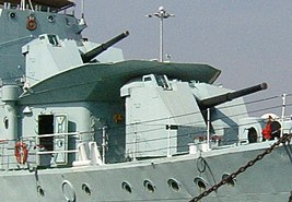 Forward 4.5 inch guns HMS Cavalier.jpg