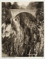 Fotografi av Schynpass, Solisbrücke - Hallwylska museet - 104847.tif