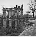 Fotothek df ps 0000115 002 Zwinger. Ruine des Wallpavillons und der nördlichen B.jpg