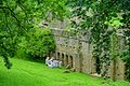 Fountains Abbey - North Yorkshire, England - DSC01010.jpg