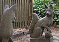 Fox statues at the BBG (70241)s.jpg