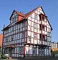 """Früheres Wirtshaus """"Pinke"""" (Rückseite, vom Mühlgraben aus) - Eschwege Schildgasse - panoramio.jpg"""
