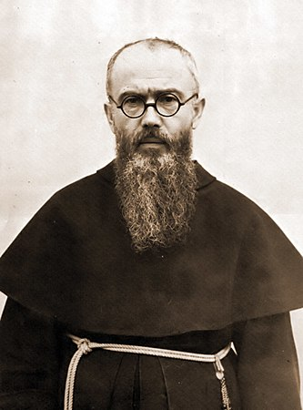 14 aout Saint Maximilien Kolbe 333px-Fr.Maximilian_Kolbe_in_1936