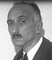 Mauriac in 1933
