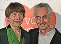 Françoise David et Jean-Yves Bernard 2014-03-09.jpg