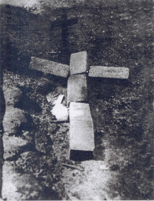 Franaszek factory ashes of Wola massacre victims 01