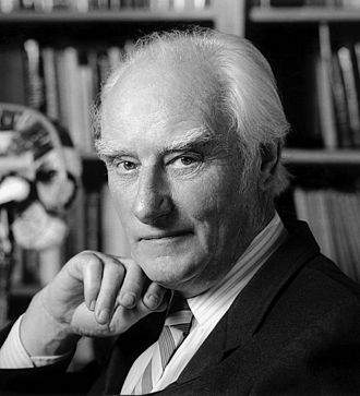 Francis Crick - Image: Francis Crick crop