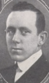 Frank E. Finley, 1918 Pitt football student manager.png