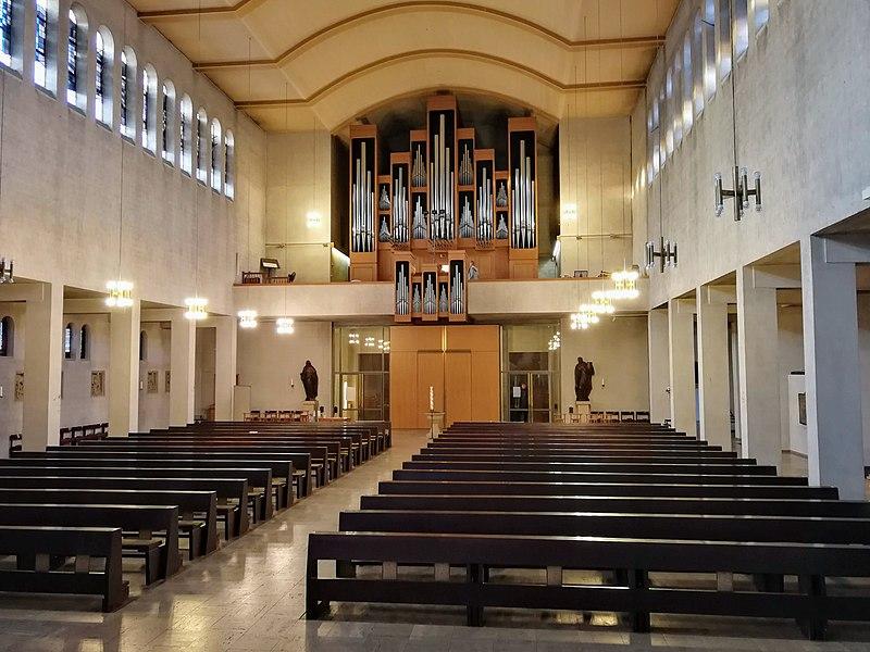 Datei:Frankfurt-Niederrad, Mutter vom Guten Rat, Orgel (5).jpg