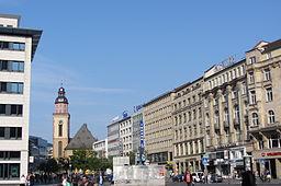 Roßmarkt in Frankfurt am Main