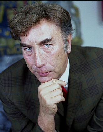 Frankie Howerd - Portrait by Allan Warren, 1976