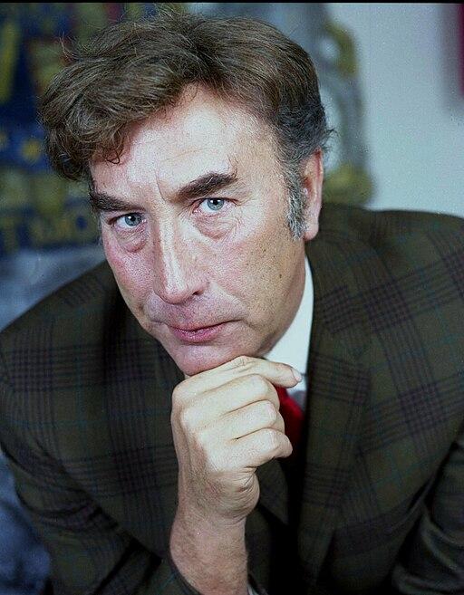 Frankie Howerd Allan Warren