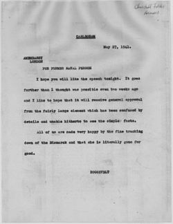 Franklin D. Roosevelt to Winston Churchill - NARA - 194916.jpg