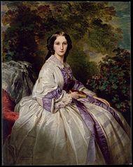 Portrait of Countess Alexander Nikolaevitch Lamsdorff