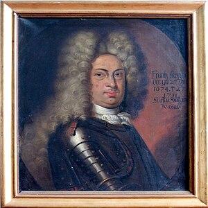 Francis Alexander, Prince of Nassau-Hadamar - Francis Alexander's portrait at the City Museum in Hadamar