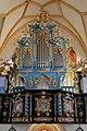 Frauenberg - Kirche, Orgel.JPG