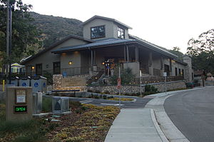 Kern County Library - Frazier Park Branch
