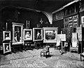 Frederic Leighton's studio, 1 April 1895.jpg