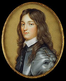 Henry Frederick, Hereditary Prince of the Palatinate eldest son of Frederick V, the Winter King, and his wife, Elizabeth Stuart, daughter of King James I of England